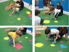 Resultado de imagem para atividades com as cores primarias para educação infantil Motor Activities, Sensory Activities, Classroom Activities, Preschool Activities, Toddler Preschool, Preschool Crafts, Crafts For Kids, Math For Kids, Games For Kids