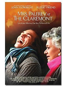 Mrs. Palfrey at the Claremont       -the wonderful Joan Plowright