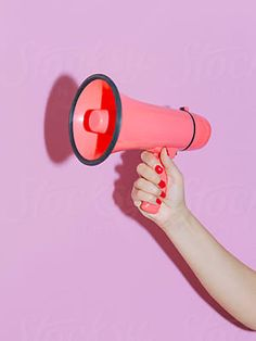 Megaphone on pink by CACTUS Creative Studio - Communication, Megaphone - Stocksy United Wattpad Book Covers, Book Wallpaper, Arte Pop, Background Templates, Creative Studio, Design Elements, Graphic Design, Instagram Posts, Pattern