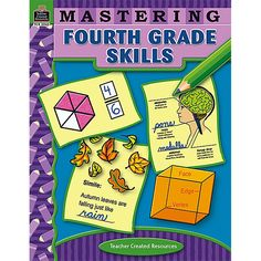 Mastering Skills takes a fresh approach to the mastery of grade-specific skills. Each book uses a wide range of activities to spark students' interest in learning. As students complete the activities,