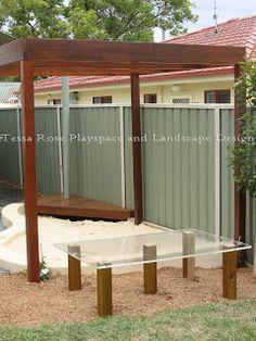 plexi glass table