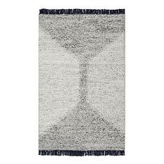 Hourglass Wool Rug