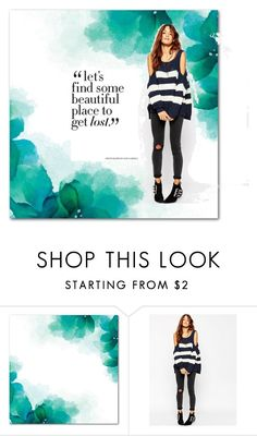 """""""beautiful place"""" by buydotexpress ❤ liked on Polyvore featuring ASOS"""