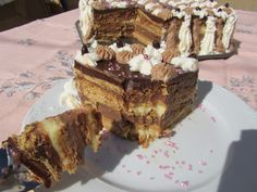tarta de galletas con thermomix, tarta de galletas de la abuela con thermomix, tarta de siempre con thermomix, Tapas, Bakery Recipes, Tiramisu, Ethnic Recipes, Desserts, Food, Pastel, Donut Hole Recipe, No Bake Desserts