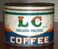 L C Vacuum Packed Coffee