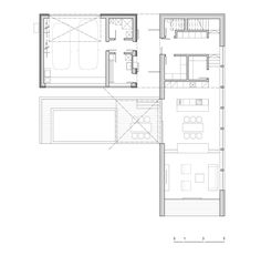 Family House in Nučice / Mimosa architects, Floor Plan-G