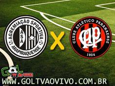 Assistir ASA x Atlético-PR ao vivo 21h50 Campeonato Brasileiro Série B | GOL TV AO VIVO !!!