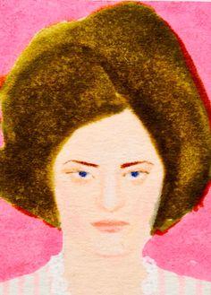 Miniportrait op www.johannnadingen.nl