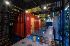 Gallery of Ccasa Hostel / TAK architects - 11