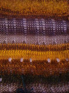 Machine knit