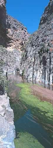 El Paraiso Canyon in Peñamiller, Queretaro, Mexico www.tourbymexico.com