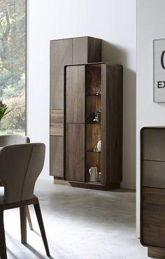 old furniture repurposed Crockery Cabinet, Dining Cabinet, Cabinet Decor, Cabinet Design, Solid Wood Furniture, Home Decor Furniture, Furniture Making, Luxury Furniture, Furniture Design