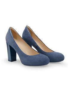 #HOGAN Women's Spring - Summer 2013 #collection: suede #pumps H189.