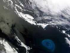 Huge 'whirlpools' in the ocean are driving the weather -- Sott.net