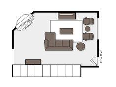 Furniture Arranging Tricks  Room Planner Room And Furniture Cool Design Your Own Living Room Layout 2018