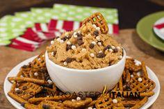 10 Minute Simple Peanut Butter Fudge Dip