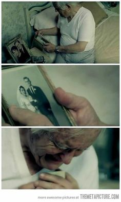 made me tear up just looking at this...