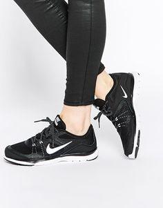 Nike Flex 5 Black Trainers