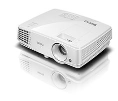 Benq Ms524 Svga 3200 Lumens 3D Ready Projector With Hdmi 1.4A, 2015 Amazon Top Rated Projectors #CE