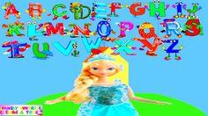 Frozen elsa abc song | disney princess alphabet nursery rhymes kids | animation alphabet song http://youtu.be/HzO7GEztMVA