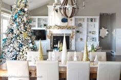 Stylehouse Interiors Christmas Home tour 12 days of Holiday homes