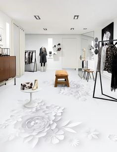 Discover our tailor-made designs for a unique product range. Floor Design, Vinyl Flooring, Printing Process, Oversized Mirror, Digital Prints, This Is Us, Praha, Inspiration, Home Decor