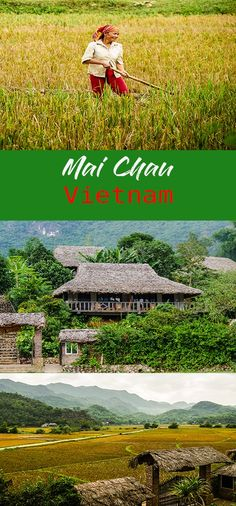 A Mai Chau day trip from Hanoi is a must for any trip to Vietnam. Home to the White Thai Minority, it offers a different insight into life in Vietnam.
