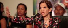 Ante la justicia mujer que agredió a Gabriela Ramírez en un restaurante en Baruta