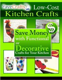 Cheap and Easy Crafts Free eBook | FaveCrafts.com