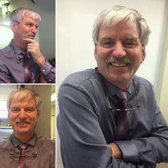 As a farewell to November our very own manager, owner and gem expert, Derrick Thompson himself, said farewell to his moustache in honour of Movember! Say good bye to the stache until next year folks!