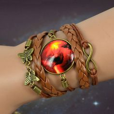NEW Multilayer Braided Bracelet Bangles Milky Way Galaxy