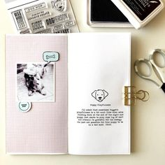 8x8 Spiral Bound Wedding Guest Book  Scrap Book  Photo Album Chalkboard Style on Natural Brown Card