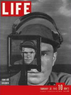 Life magazine cover shots