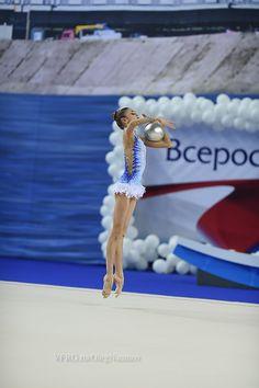 Arina Altushkina, Russia; junior, 2014