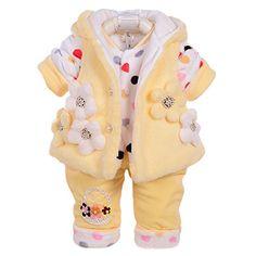 M&A Baby Flanell Winterjacke Set 3tlg, Gelb, Gr. 0-6 Mona... https://www.amazon.de/dp/B016UF9FIG/ref=cm_sw_r_pi_dp_x_PQs.xbQW3PB0M