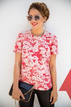 Stella McCartney Floral Top