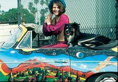 , Janis Joplin, Woodstock, Beatles, Porsche 356 Convertible, Rock And Roll, Hippie Man, Happy Hippie, Hippie Chic, Cabriolet