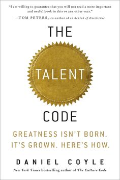 Buy The Talent Code: Greatness Isn't Born. It's Grown. by Daniel Coyle and Read this Book on Kobo's Free Apps. Discover Kobo's Vast Collection of Ebooks and Audiobooks Today - Over 4 Million Titles! This Is A Book, The Book, Reading Lists, Book Lists, Word Reading, Reading Nooks, Books To Read, My Books, Historischer Roman