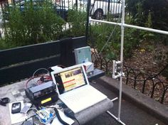 Alain De Carolis  » Blog Archive   » WW3WW Portable Magnetic Loop Antenna