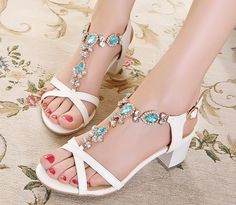 Crystal High Heels Shoes – UPSCALE LIFESTYLE