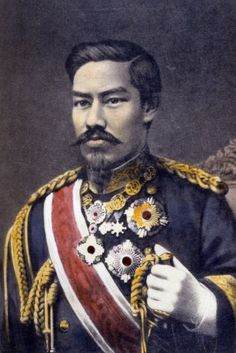 Emperor Meiji of Japan. Changed Japan from an isolated feudal state to a capitalist and military super-power. Japanese History, Japanese Art, Reiki, Meiji Restoration, World History, Super Powers, Kyoto, Russia, The Past