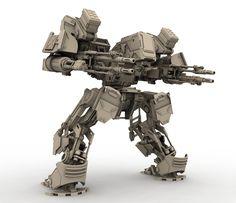 3d max war warrior