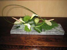 Tafelstuk met anthurium
