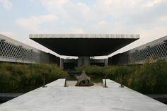 museo de antropologia, mexico city