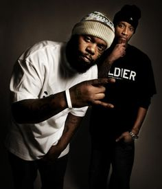 """classichiphop: """" Smif-N-Wessun """""""