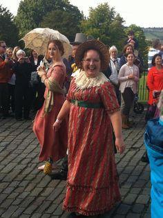 Jane Austen Festival, Bath, 2013