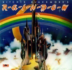 """Rainbow, Ritchie Blackmore's Rainbow**** (1975): Thought I do like Blackmore's guitar work on this, and I love what Dio does with his voice; this is not the definitive Rainbow album. """"Man on Silver Mountain,"""" """"The Temple of the King,"""" and """"Sixteenth Century Greensleeves"""" are all fantastic songs, but again, this is not the definitive Rainbow album. That one is coming, and when I hear this one, I want to hear that one more. (4/15/14)"""