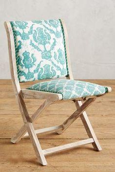 Overdyed Terai Chair