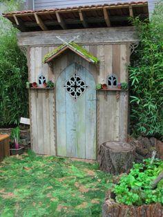 Garden Shed... on Pinterest