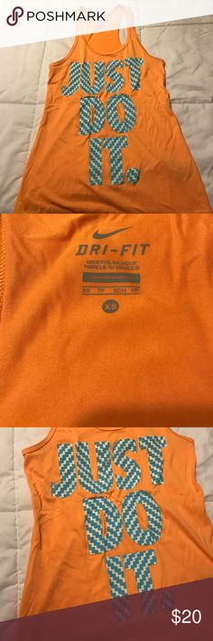 Nike Dri-Fit New without tags. Excellent condition. Nike Tops Tank Tops